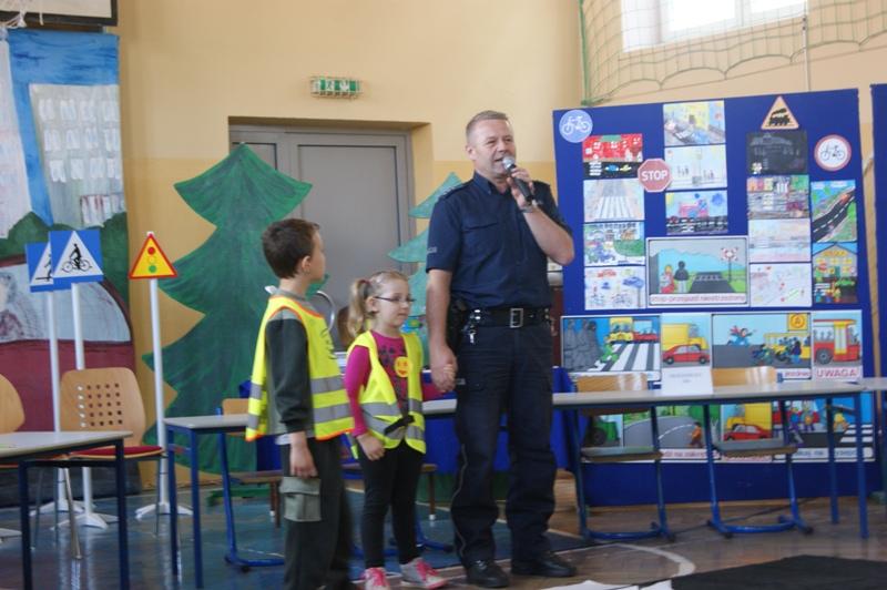 Bezpieczeństwo w ruchu drogowym - turniej dla przedszkoli