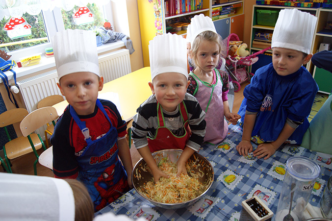 Warsztaty kuchenne dla dzieci