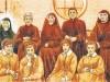 Dorosła już Helena wstąpiła do zakonu, do Zgromadzenia Sióstr Matki Bożej Miłosierdzia. Tam przyjęła imię Faustyna.
